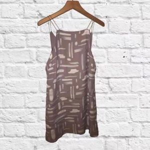 Shift Mini Dress